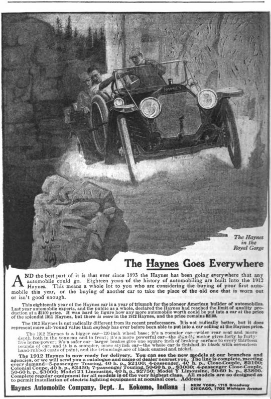 Haynes Automobile