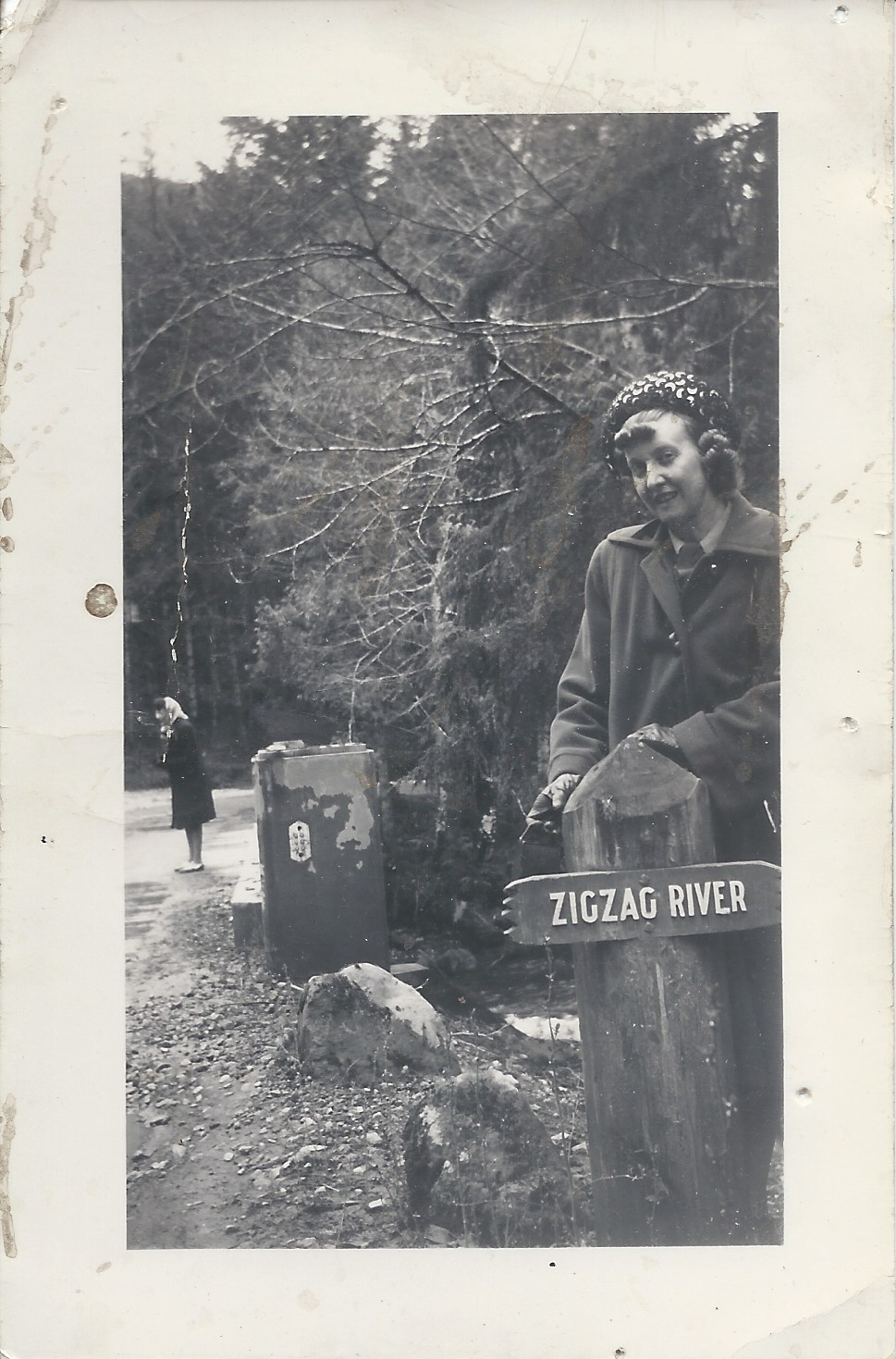 Zigzag River People