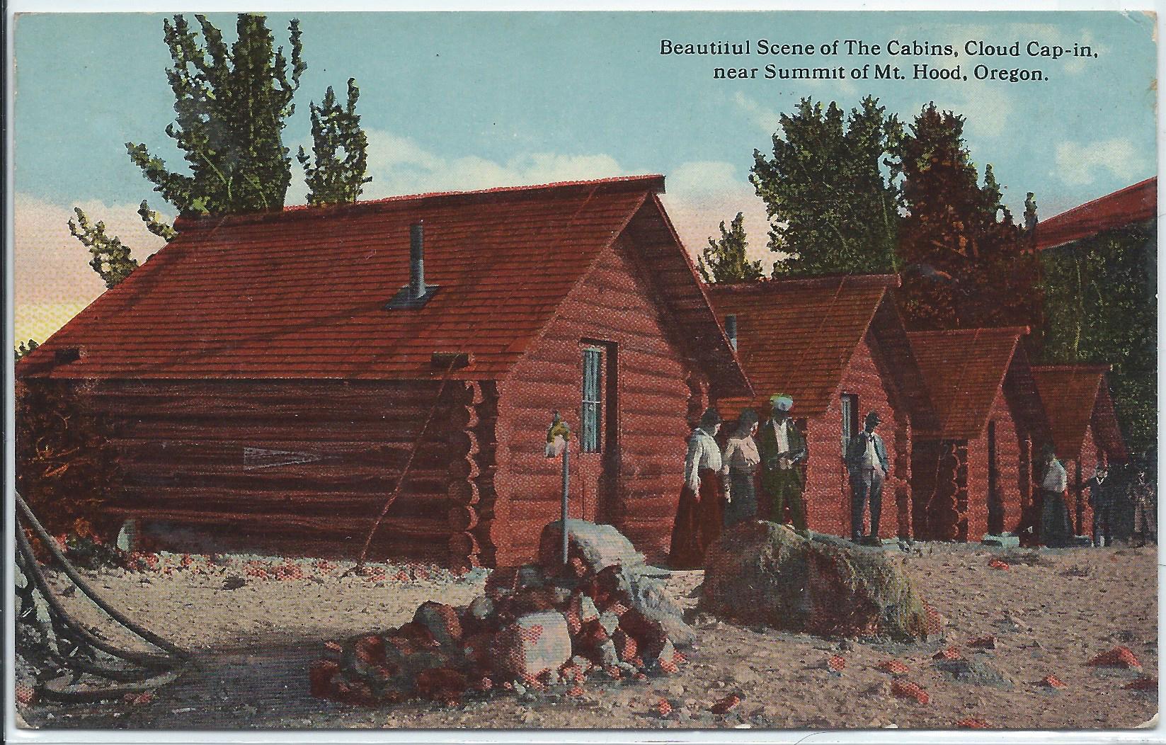 Cloud Cap Inn Cabins
