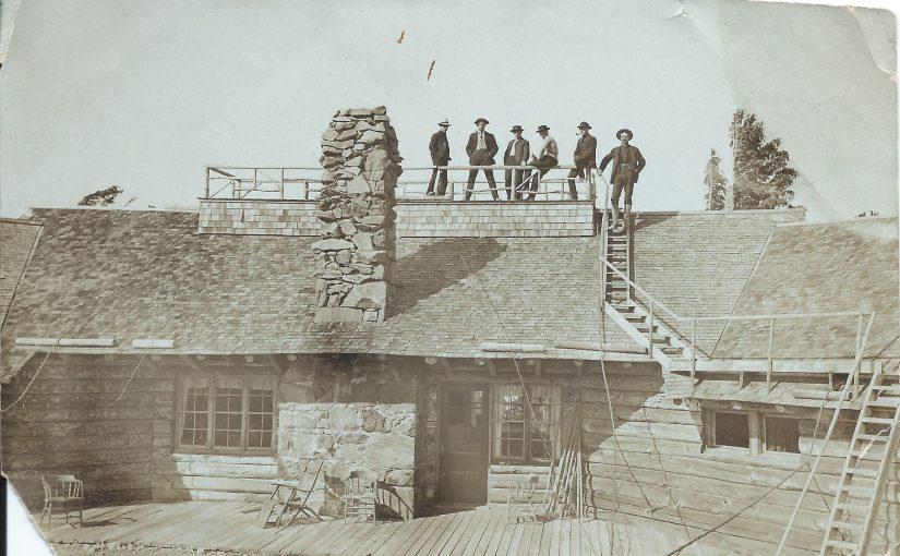 Cloud Cap Inn Visitors
