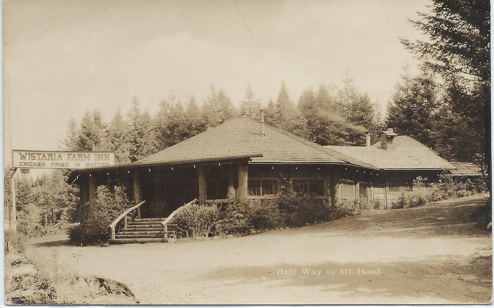 Wistaria Farm Inn