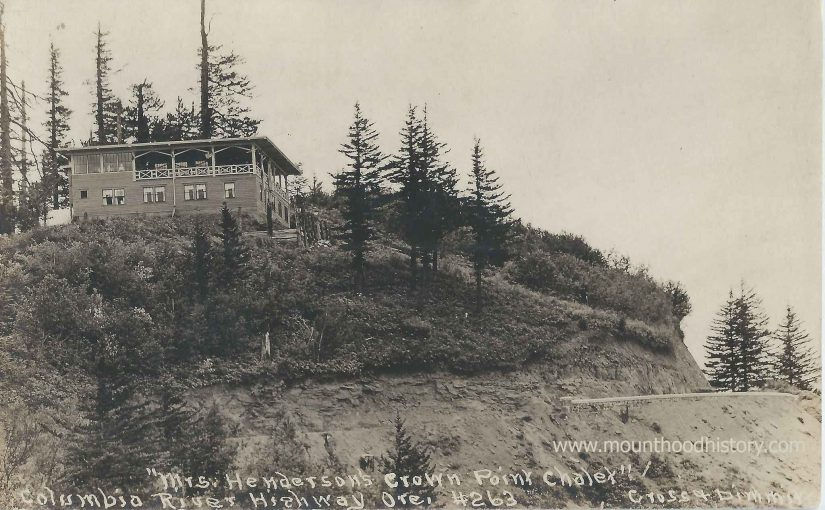 The Crown Point Chalet