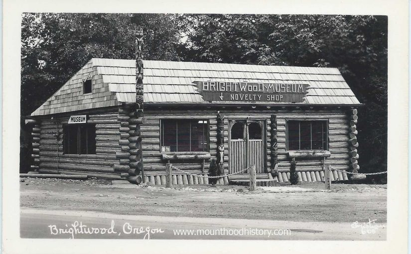 The Brightwood Museum and Novelty Shop
