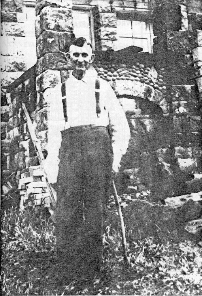 George Pinner - Master Stonemason