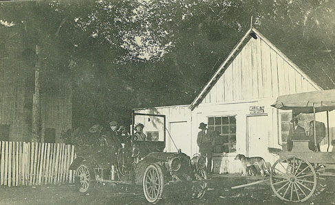 First Welches Post Office