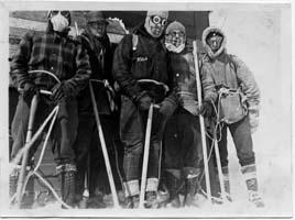 James Harlow's Mount Hood Climb 1931