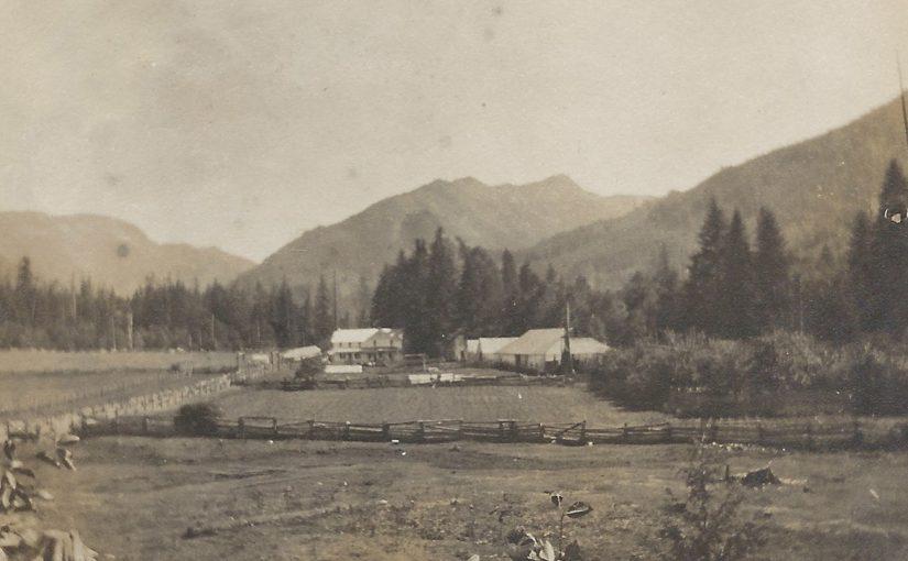 Welches Ranch, Welches Oregon
