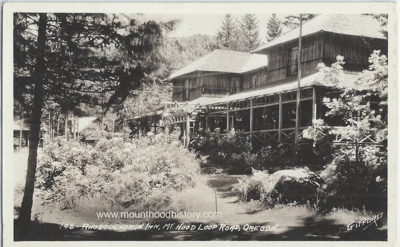 The Rhododendron Inn